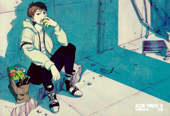 [Yaoi no Ai] Acid Town V3.a.Cap11.Portada